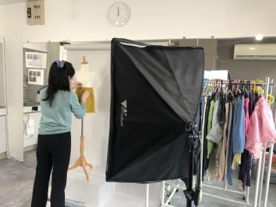 レンタルスタジオNemica蒲田の室内の写真