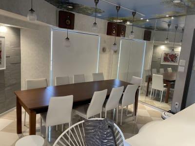 水天宮スタジオ キッチン付きレンタルスタジオの室内の写真