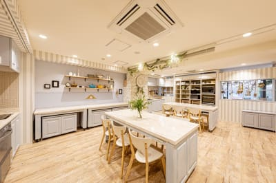 スタジオ内別アングル - ノートルスタジオ キッチン付きレンタルスタジオの室内の写真