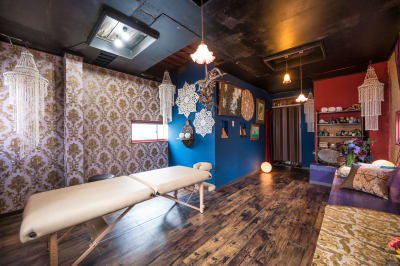 レンタルサロン 魔女部屋 レンタルサロン魔女部屋の室内の写真