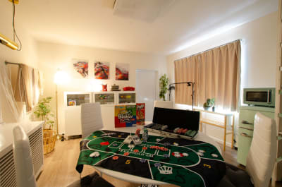 193_fika心斎橋 レンタルスペースの室内の写真