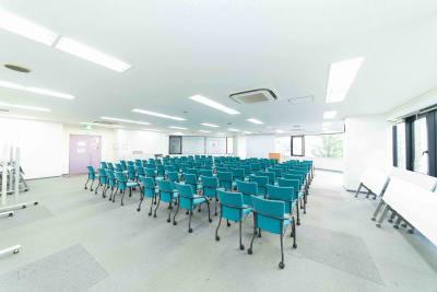 水道橋・後楽園貸し会議室LMJ Sharing Center 2階LL会議室 - LMJSharingCenter 【オンライン向け】2階LL会議室の室内の写真