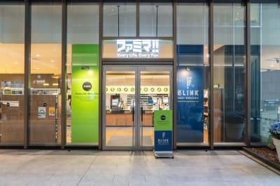 Blink紀尾井町 最大6名 レンタル会議室の入口の写真