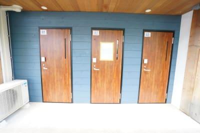 【マルナカQ】 マルナカQ2の入口の写真