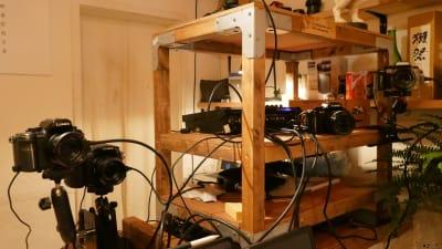 配信バーSHIBUYA+BAr 撮影貸出プラン 渋谷の秘密基地の設備の写真