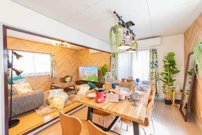 192_Oasis麻布十番 レンタルスペースの室内の写真