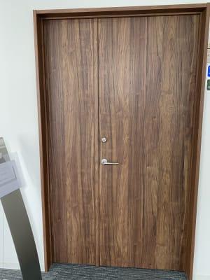 桜川駅徒歩1分 レンタル会議室 レンタルスペースの入口の写真