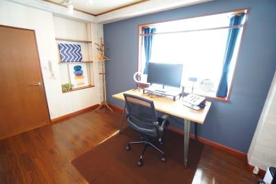 【中野ミニマルオフィス】 中野ミニマルオフィスの室内の写真