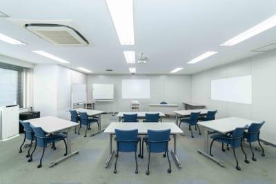 LMJSharingCenter 【オンラインセミナー】3S会議室の室内の写真