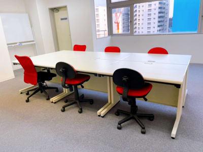 24時間利用可能 - レンタルスペースupdate新町 レンタルスペースupdateの室内の写真