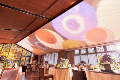 KOTOWA 京都 八坂 HARUKA(会議パーティー会場の室内の写真