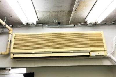 エアコン(DAIKIN) - Risley八王子店 ダンス・ヨガスタジオの設備の写真