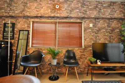 写真や動画撮影にもピッタリの空間です♪ - HAPPY SHARE HAPPY SHARE 金山店の室内の写真