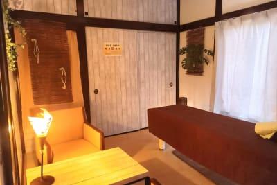松戸くらふぃ レンタルサロン【松戸くらふぃ】の室内の写真