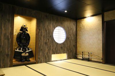 伊賀流忍者道場 貸切和室30畳(武術道場/3階)の室内の写真