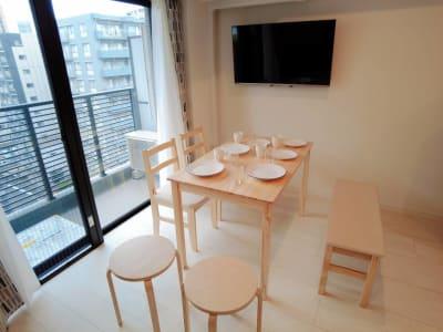 新横浜レンタルスペース Aタイプの室内の写真