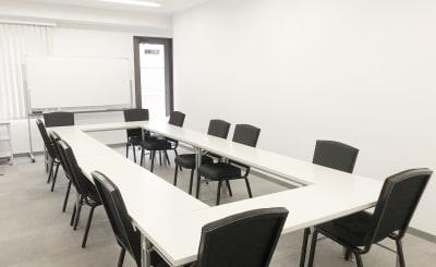 TKP飯田橋ビジネスセンター ミーティングルーム3Eの室内の写真