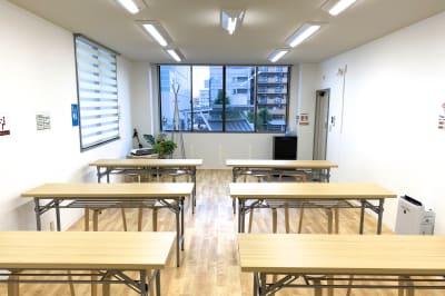塾・セミナースタイル - スタジオプシュケ相模大野店 レンタルスタジオの室内の写真