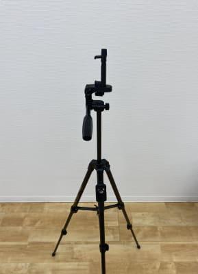 スマホタブレット用三脚 - スタジオプシュケ相模大野店 レンタルスタジオの設備の写真
