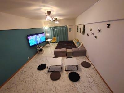 SP346 SHARESPE 346デザイナーズcarré新宿の室内の写真