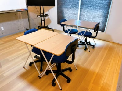 面談式 - レンタルスペースupdate西心 レンタルスペースupdateの室内の写真
