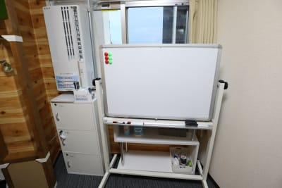 ホワイトボード - おうちWorkSpace武蔵小杉 ワークスペースの室内の写真