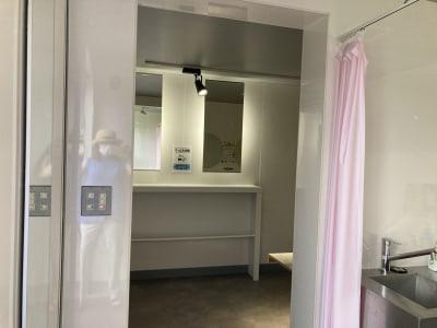 トイレ - ZeroBase ARIAKE 青空会議室のその他の写真