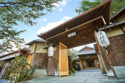 KOTOWA 京都 中村楼 バンケット(パーティー会場)の入口の写真
