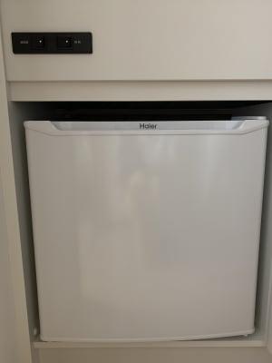 冷蔵庫 - こわキングースペース ワークスペースの設備の写真