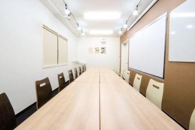 この写真はイメージです。現在、公開準備中です(6月26日オープン予定) - ふれあい貸し会議室 渋谷新生 ふれあい貸し会議室 渋谷No33の室内の写真