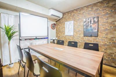 ふれあい貸し会議室天王寺アメニテ ふれあい貸し会議室天王寺C202の室内の写真