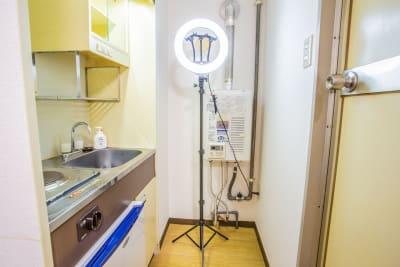 ふれあい貸し会議室 大阪駒川 ふれあい貸し会議室 大阪Fの設備の写真