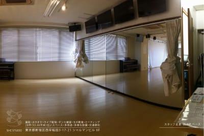 SHC STUDIO 撮影スタジオ、会議室、の室内の写真