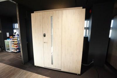 【品川ワークブースPaO】 品川ワークブースPaO Lの室内の写真