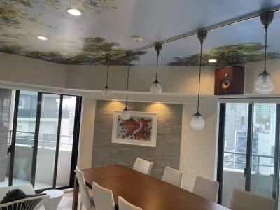 室内 - 水天宮リバーサイドスタジオ キッチン付きレンタルスタジオの室内の写真