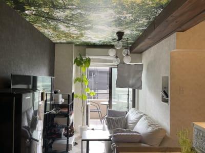 お天気がよければ自然光だけでこの明るさ - 水天宮リバーサイドスタジオ キッチン付きレンタルスタジオの室内の写真
