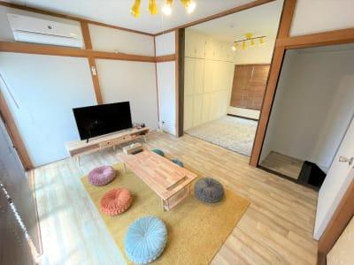 COCODE初台【C棟】戸建貸切 まるまる戸建貸切【C棟】の室内の写真