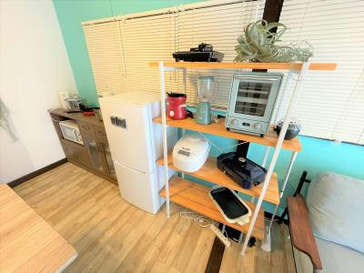COCODE初台【B棟】戸建貸 まるまる戸建貸切【B棟】の室内の写真