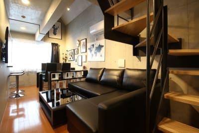 レンタルスペース-バロン神楽坂 パーティルーム401の室内の写真
