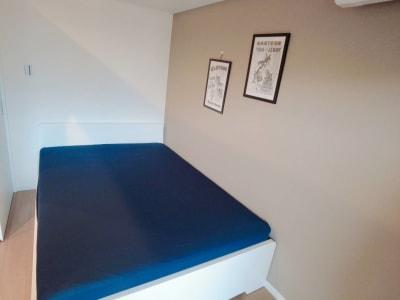 新横浜レンタルスペース Bタイプの室内の写真