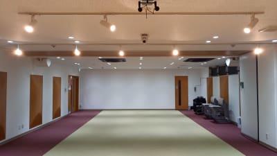 座席なし(舞台から) - ハーモニーホール ハーモニーホール(午後枠利用)の室内の写真