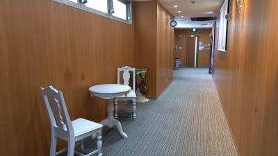 ロビー - ハーモニーホール ハーモニーホール(午後枠利用)の室内の写真