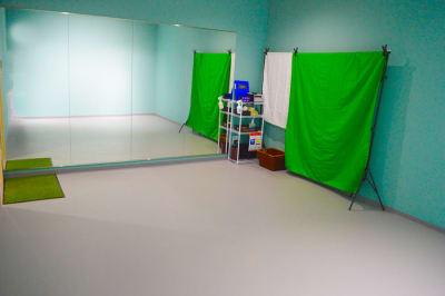 真和スクエア S-Tube Studioの室内の写真