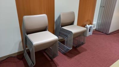 椅子 - ハーモニーホール ハーモニーホール(全日利用)の設備の写真