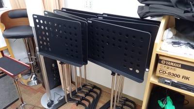 譜面台 - ハーモニーホール ハーモニーホール(全日利用)の設備の写真