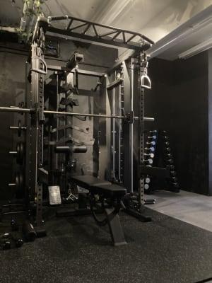 WOLF GYM  レンタルジムの設備の写真