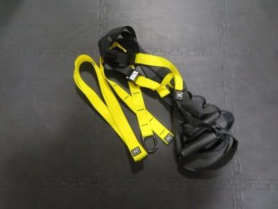 サスペンショントレーニングバンド - レンタルジムGYM-MAX レンタルトレーニングジムの設備の写真