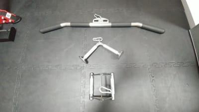 アタッチメント各種 - レンタルジムGYM-MAX レンタルトレーニングジムの設備の写真