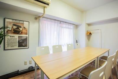 ふれあい貸し会議室大阪Groov ふれあい貸し会議室 大阪D207の室内の写真