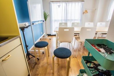 ふれあい貸し会議室心斎橋アスティ ふれあい貸し会議室 心斎橋Aの室内の写真